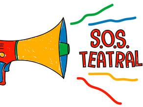 #SOSTeatral, una propuesta para convertir cerosen oportunidades.