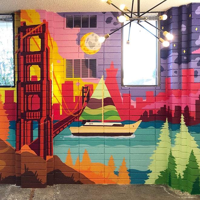 LJ's Deli Mural- Marin Mural.JPG
