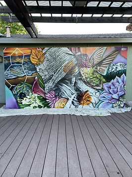 Mural Comission- San Francisco