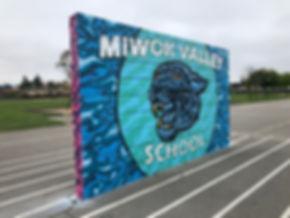 Miwok School Mural Two