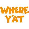 Where Y'At Logo
