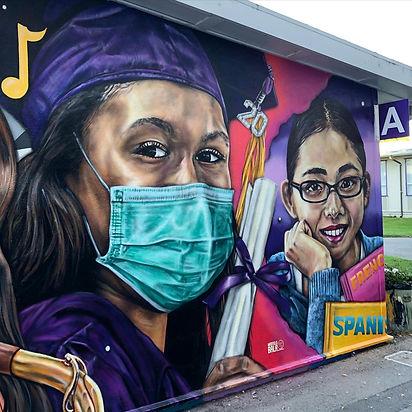 Class of 2020 Mural