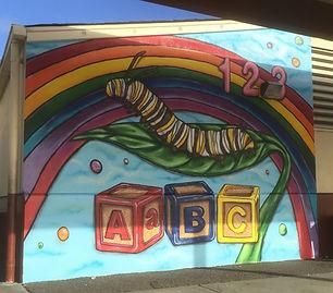 McDowell Elementary School- ABC Mural.jp