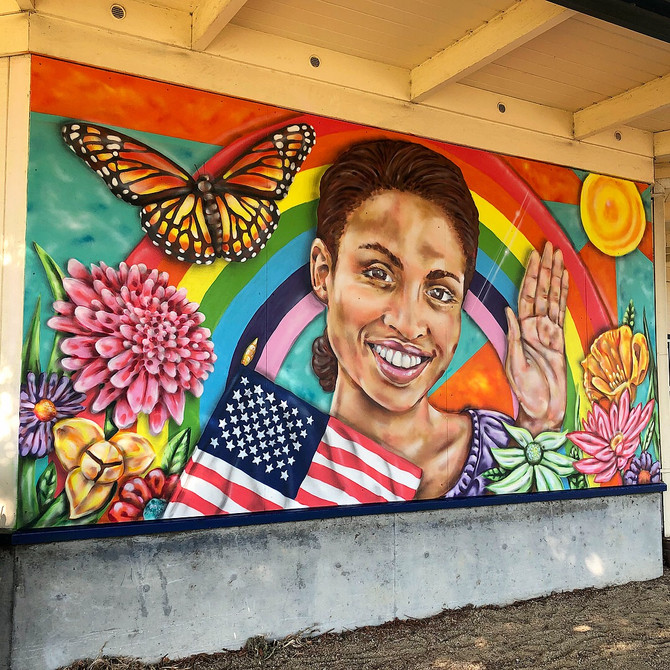 New San Francisco, Bay Area Mural project!