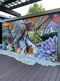 Maxfield Bala Mural