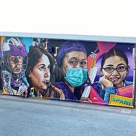 Creative School Mural