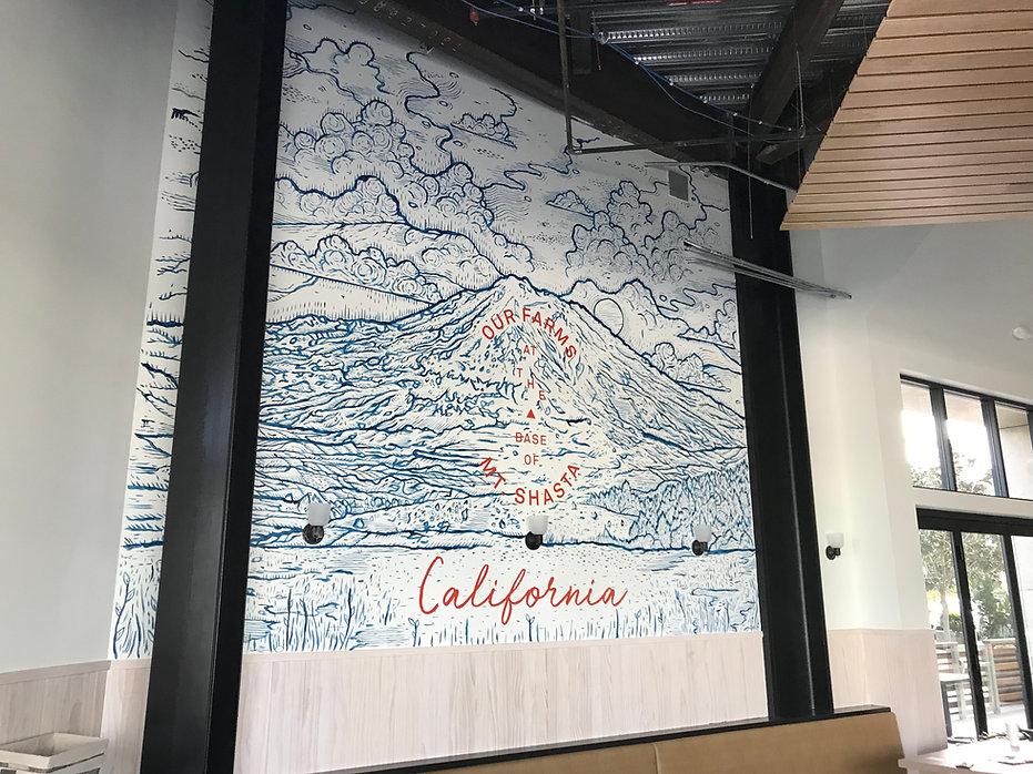 Belcampo Mural San Mateo