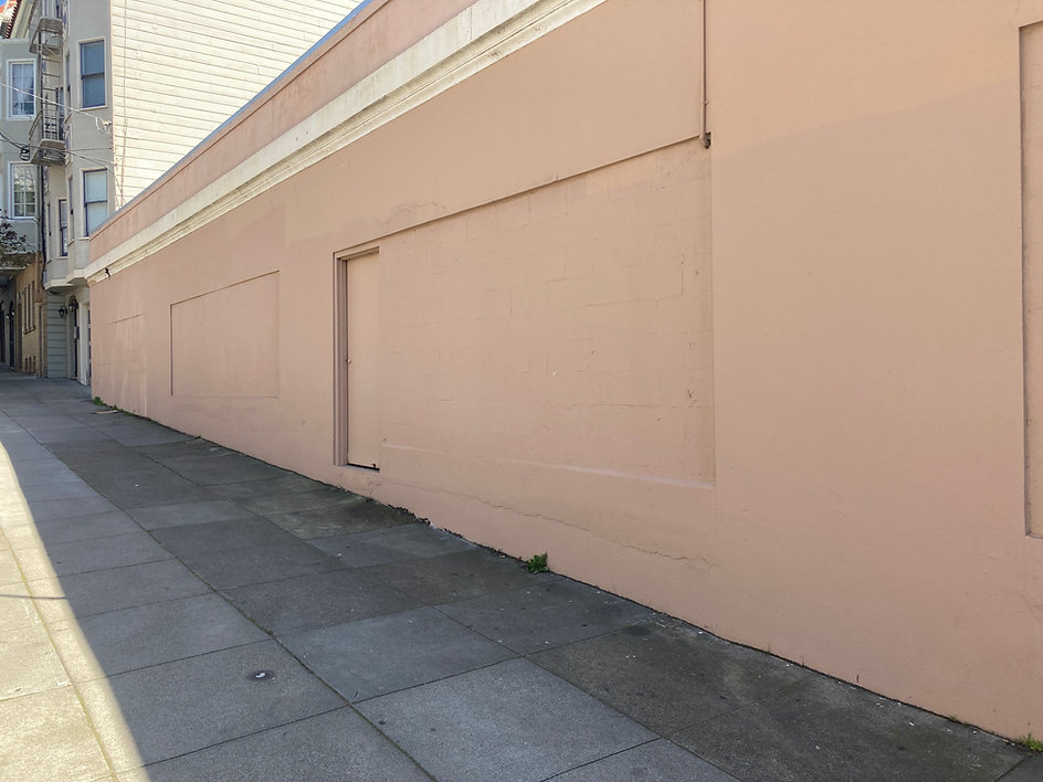 Wall Location A.