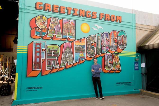 10 Amazing San Francisco Bay Area Murals