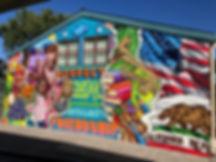 Penngrove Values Mural Painting.JPG