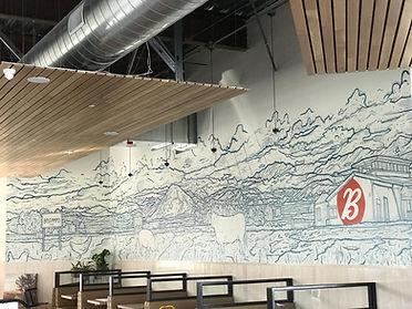 Belcampo San Mateo Murals