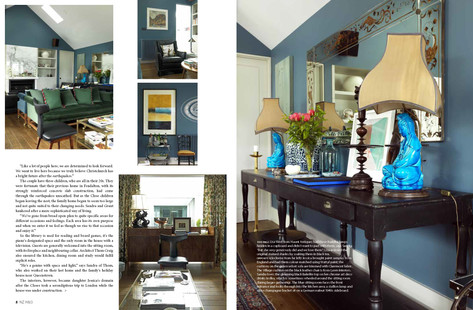 NZ HOUSE AND GARDEN, MAY 2015 PG. 7-8