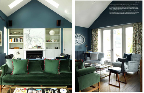 NZ HOUSE AND GARDEN, MAY 2015 PG. 5-6