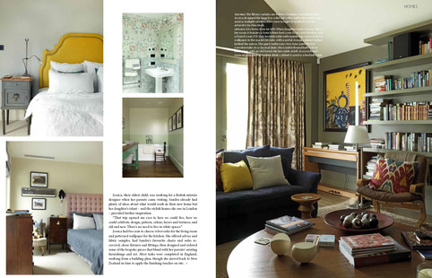 NZ HOUSE AND GARDEN, MAY 2015 PG. 9-10