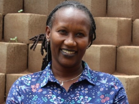 Q & A with Alice Nyirimana, Livelihood Program Manager - Her 12 year journey at PIH-IMB