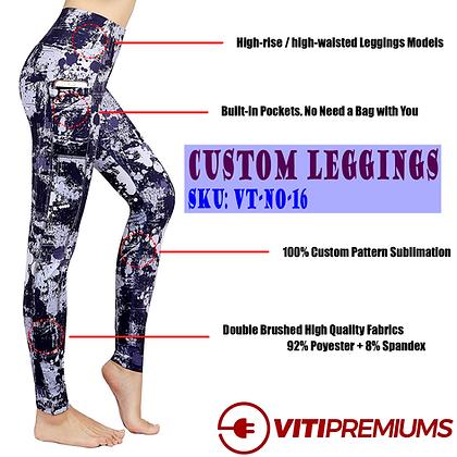 Custom Made Leggings