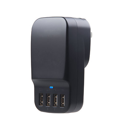 4-Port 2.4A Wall Adapter