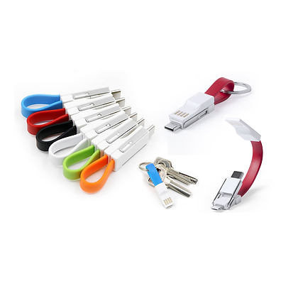 3-in-1 Magneto Cable Keychain