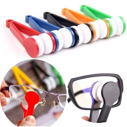 Eye Glasses Mini Cleaner Brush
