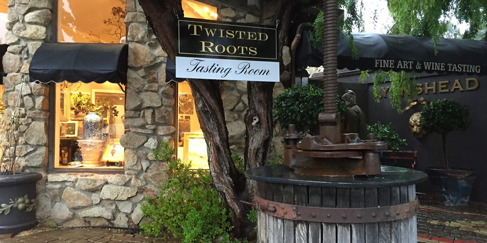 Live at Twisted Roots Winery