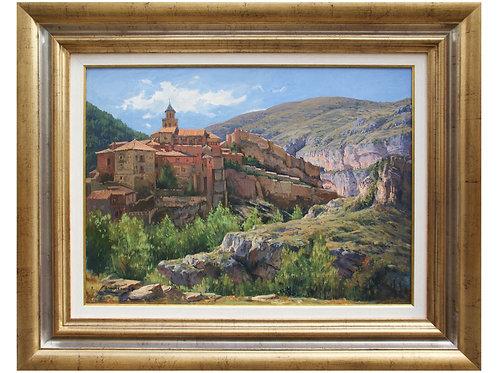 """Vicente Armiñana. """"Albarracín""""."""