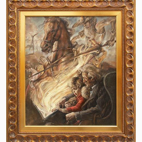 "Ivo Sirakov. ""Don Quijote de la Mancha""."