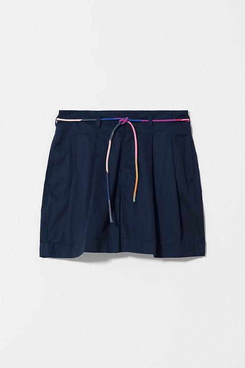 Navy Nyland Shorts