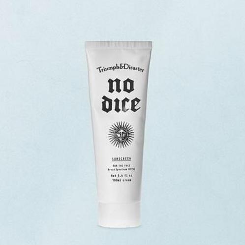 No Dice Sunscreen