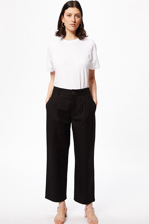 Black Canvas Faculty Pants