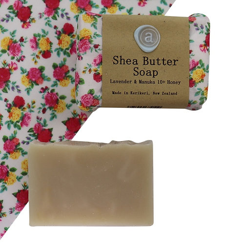 Shea Butter Soap – Pretty Posy