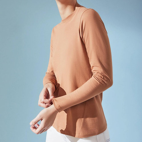 Clay Long Sleeve Tee