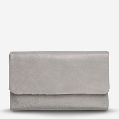 Light Grey Audrey Wallet