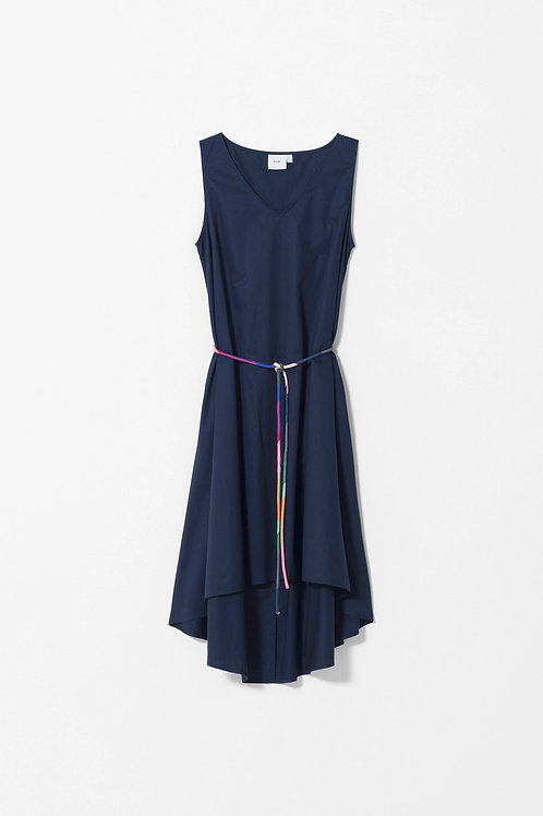 Navy Nyland Dress