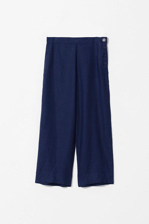 Navy Hersom Pants