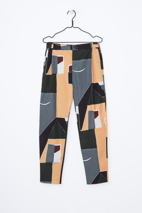 Dreamscape Print Rehersal Pant