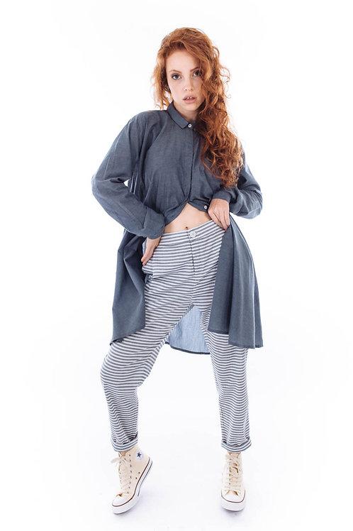 Sea Stripe Getaway Pant