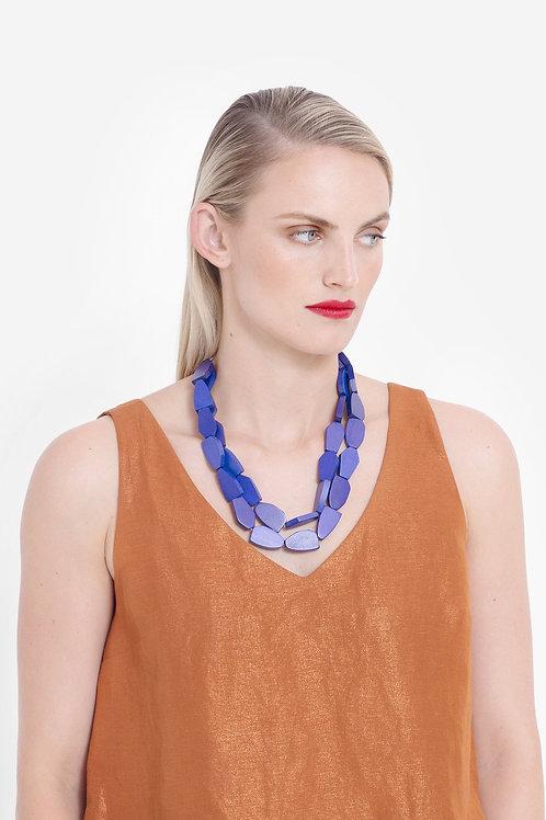 Blue Gruva Necklace