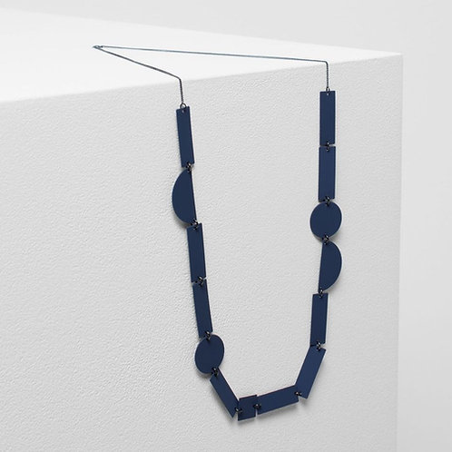 Stella Blue Eren Long Necklace