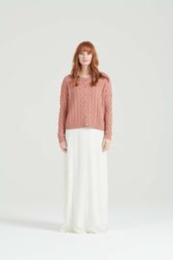 Indigo (shown in Rose) Annie Jumper
