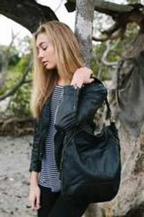 Black The Lair Bag