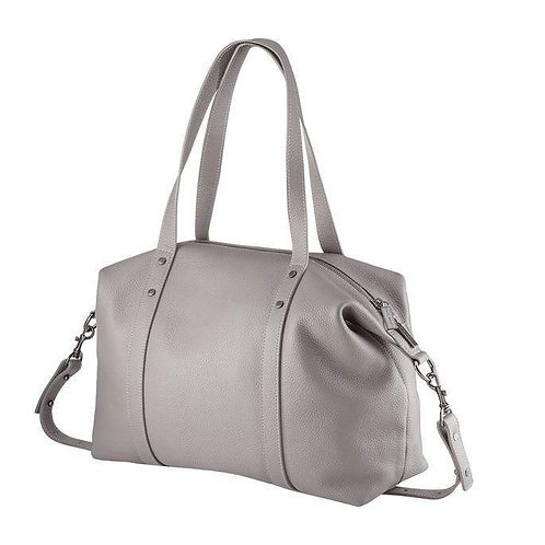 Grey Love And Lies Bag