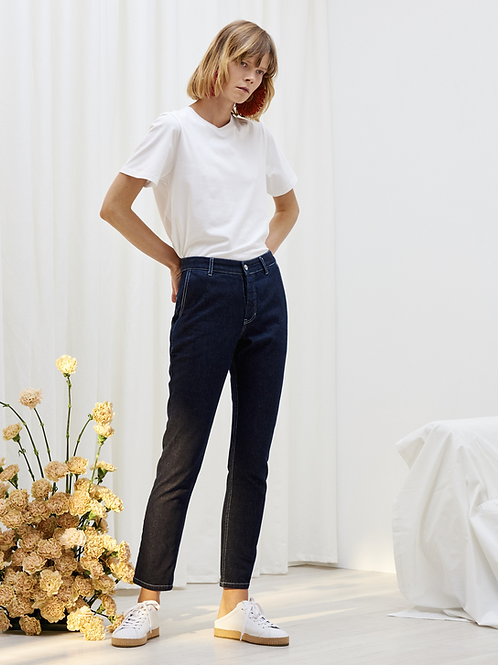 Dark Denim Rally Pant