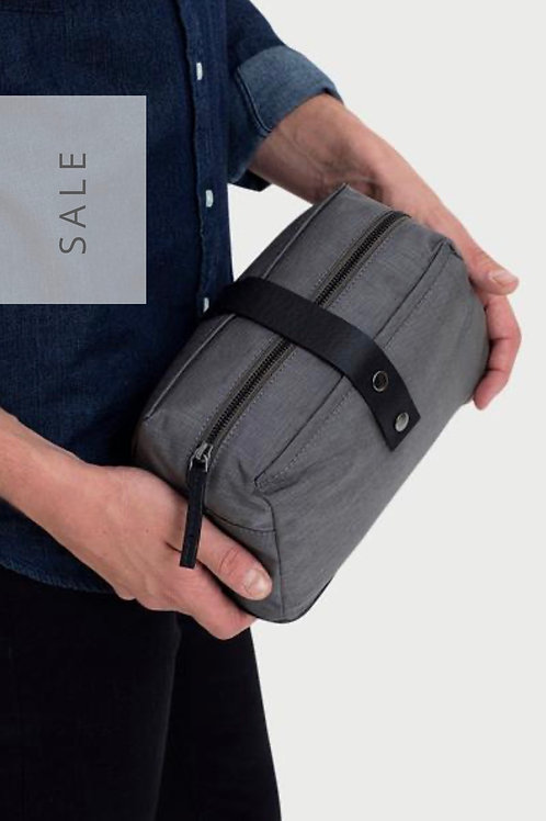 Charcoal Ostend Toiletries Bag