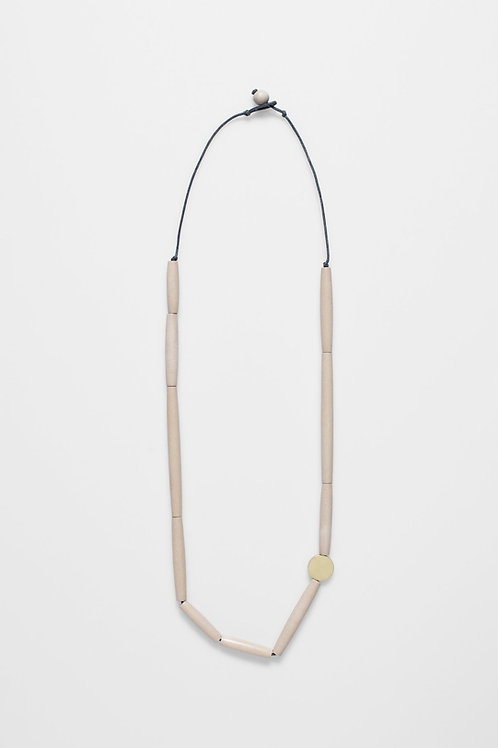 Maple+Gold Lanna Long Necklace