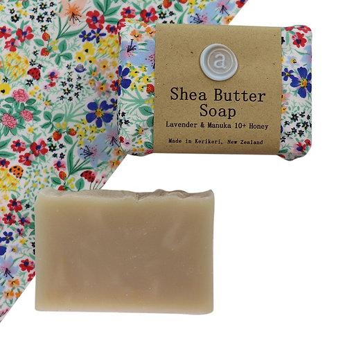 Shea Butter Soap – Secret Garden