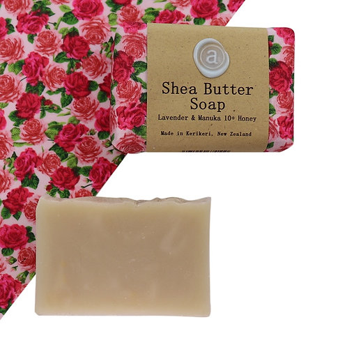 Shea Butter Soap – Red Roses