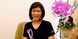 Breast Cancer Client's Testimonial - Lyd