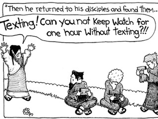 Distracted Discipleship