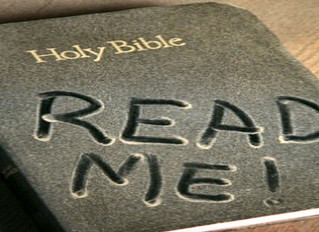 Don't Neglect God's Word!