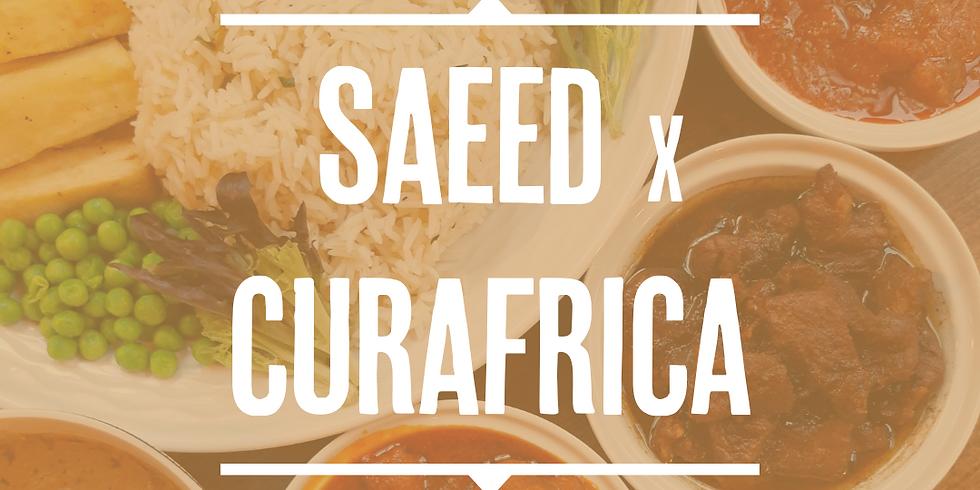 Saeed x CurAfrica